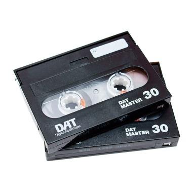 Digital Audio Tape (DAT)