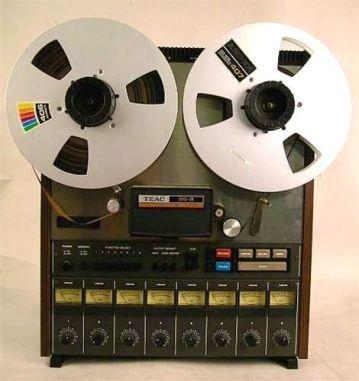 """reel to reel 1/2"""" tape"""